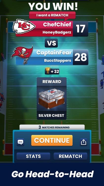 NFL Clash screenshot-5