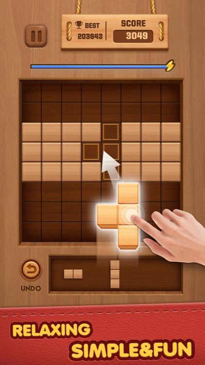 Wood Block Puzzle screenshot-0