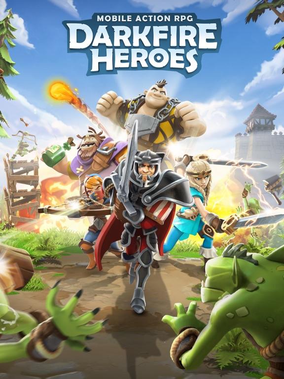 Darkfire Heroes screenshot 14