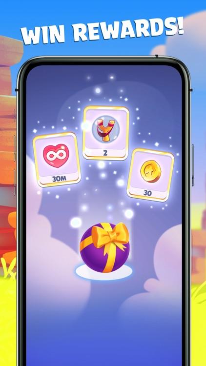 Angry Birds Dream Blast Toon screenshot-4
