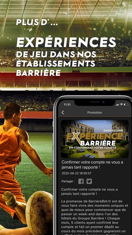 BarriereBet - Paris Sportifs screenshot-3