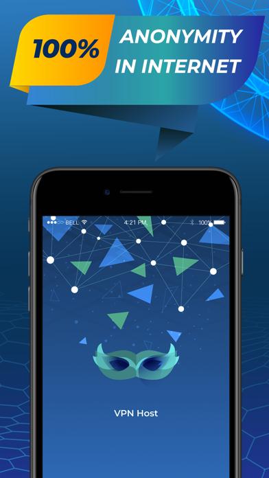 Screen Shot VPN Ultima - Unlimited proxy 2