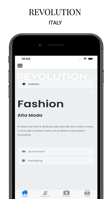 Revolution SRL Screenshot