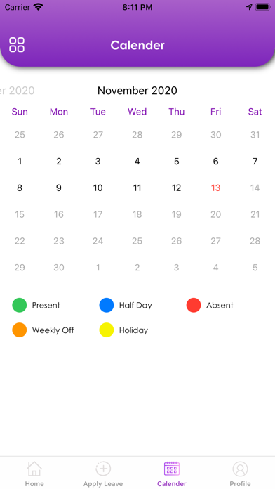 Bright HR India Screenshot