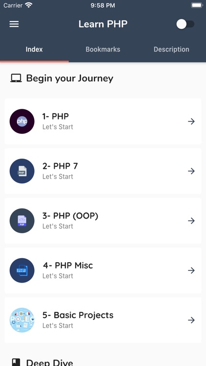 Learn PHP 7 Programming [PRO] screenshot-0