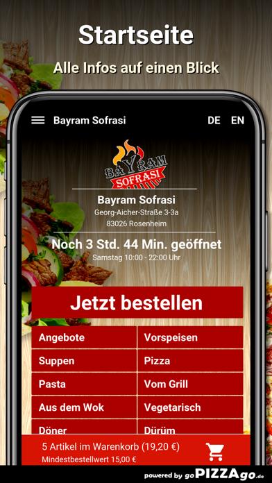 Bayram Sofrasi Rosenheim screenshot 2
