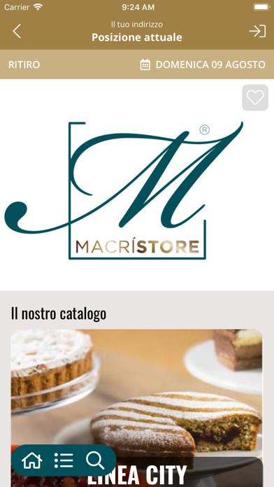 Macrì Store screenshot 1