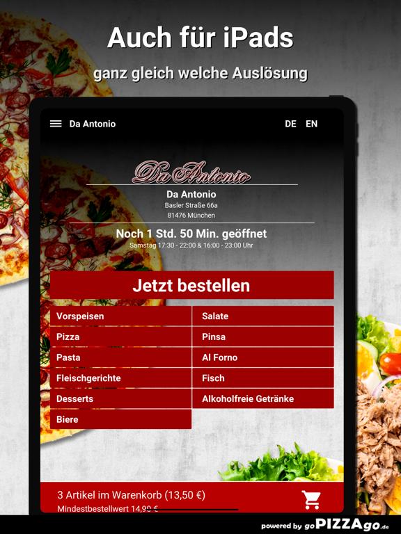 Da Antonio München screenshot 7