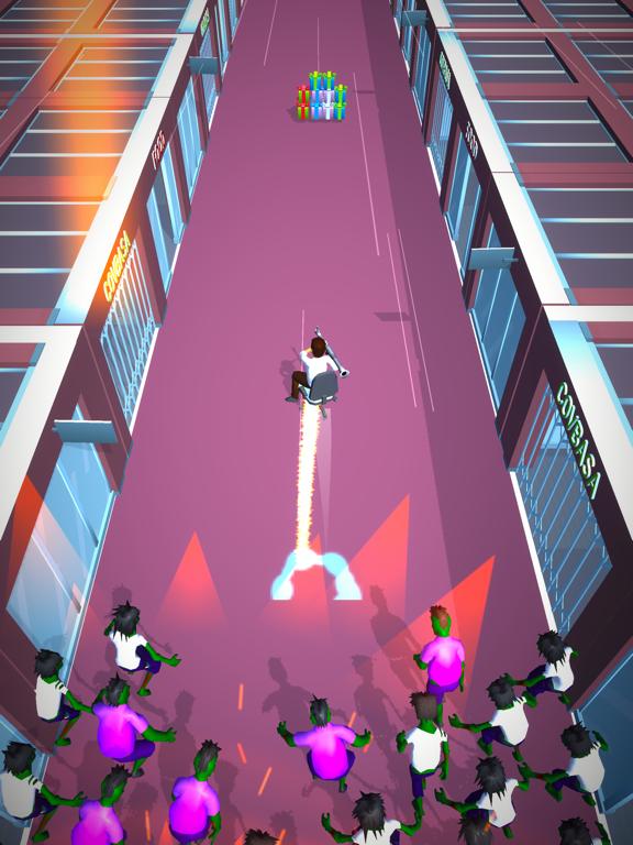 Rocket Runner 3D screenshot 8