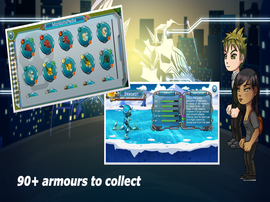 Monbots RPGのおすすめ画像4