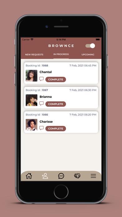 Brownce screenshot 3