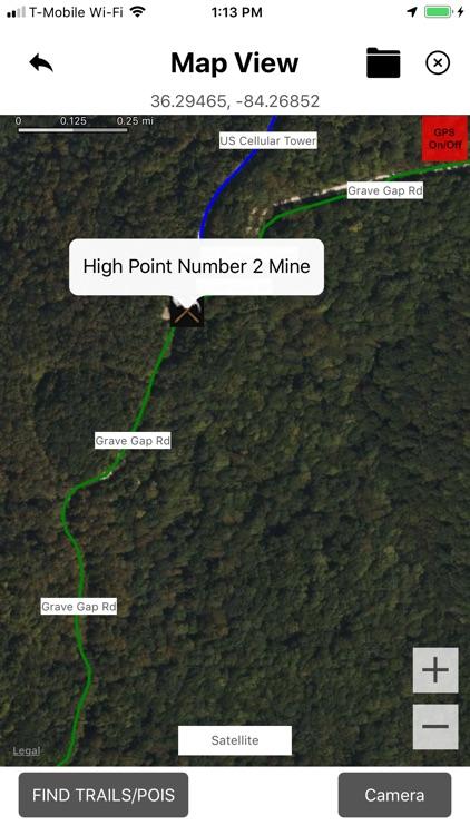 Royal Blue ATV Trails screenshot-5