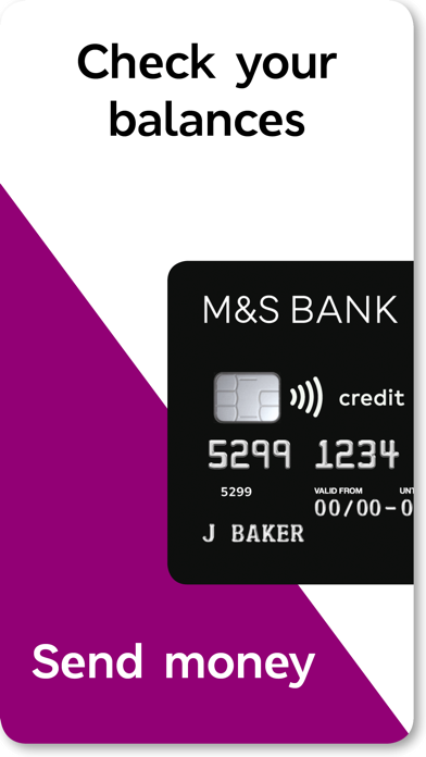 M&S Banking screenshot three