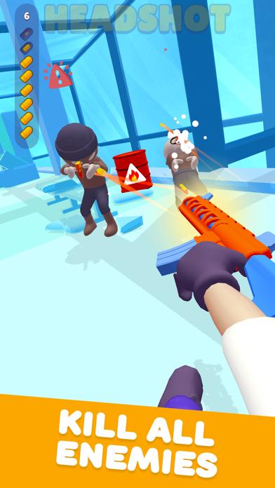 Run n Gun - AIM Shooting for windows pc