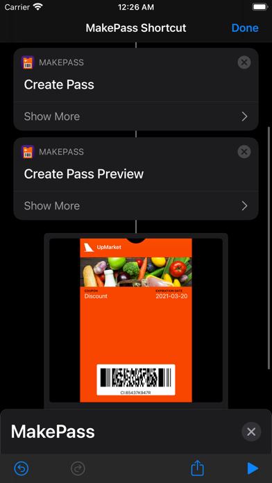 MakePass: Barcode to Walletのおすすめ画像8