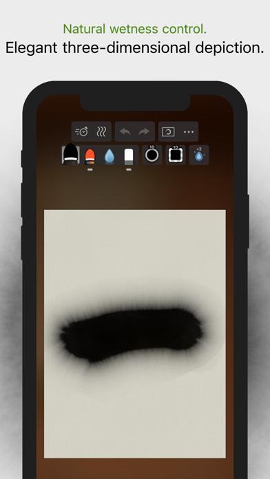 Zen Brush 3 screenshot 2