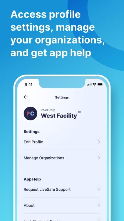 LiveSafe screenshot-5