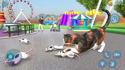 猫ギャングシミュレーター:ペットゲーム紹介画像2