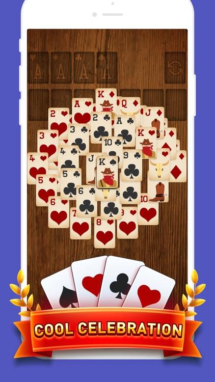 Solitare Classic Card Games screenshot-5