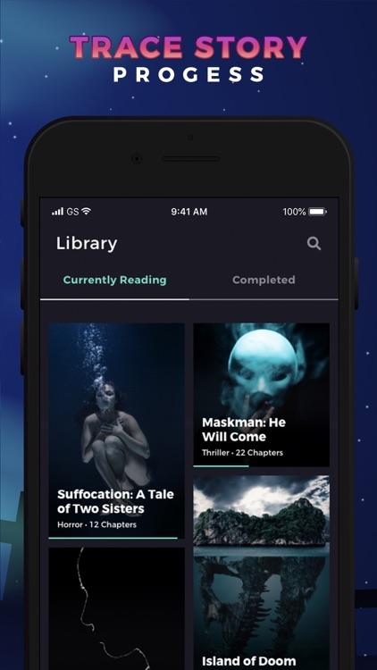 Chat Stories  screenshot-5