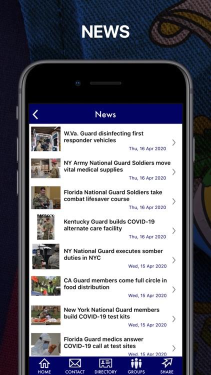 CT National Guard screenshot-3