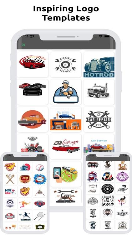 Logo Maker-Creat Logo Designer screenshot-5