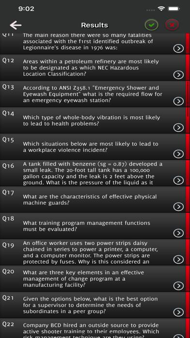ASP CSP Exam Prep screenshot 5