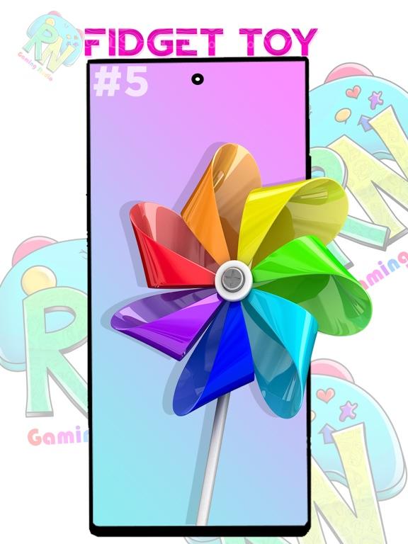 Ipad Screen Shot Fidget Toys Box Destress pops 5