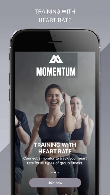 Momentum Group Fitness screenshot-5