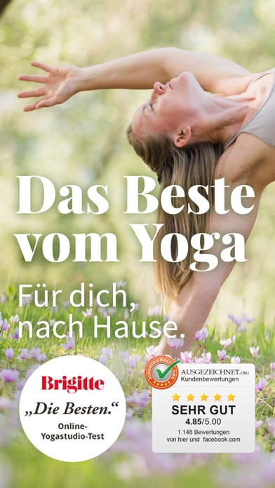 messages.download YogaEasy: Yoga und Meditation software