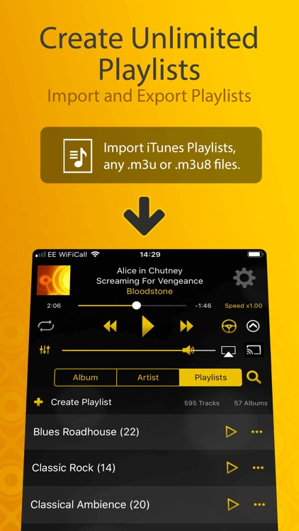 MusicStreamer Lite screenshot-1