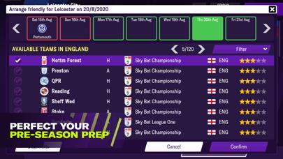 Скриншот №7 к Football Manager 2021 Mobile