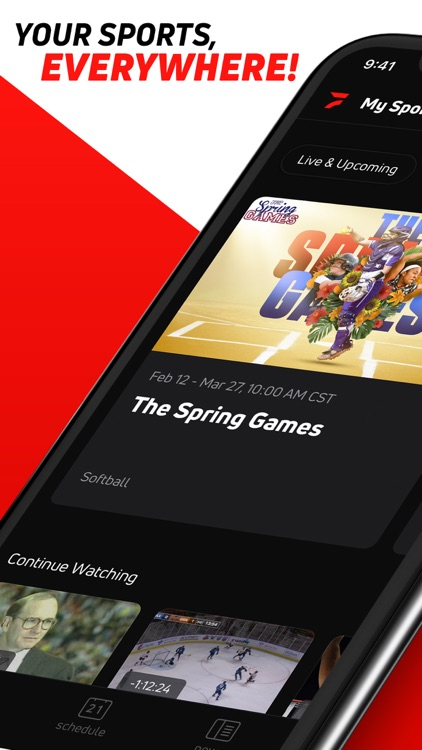 FloSports: Watch Live Sports screenshot-0