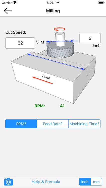 Machining App for Machinists