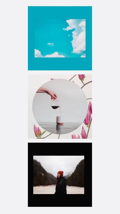 NewBorder - Photo frame screenshot-4