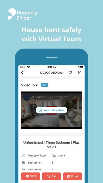 Property Finder - Real Estate screenshot-3