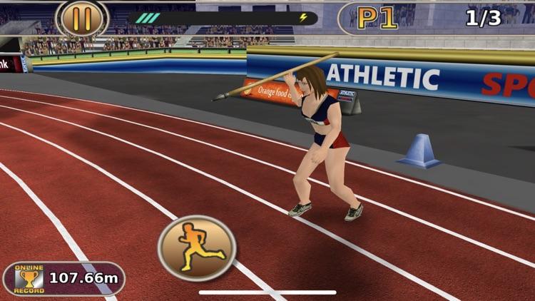 Summer Games: Women's Events screenshot-5