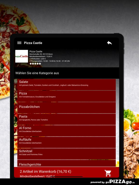 Pizza Castle Bonn screenshot 8