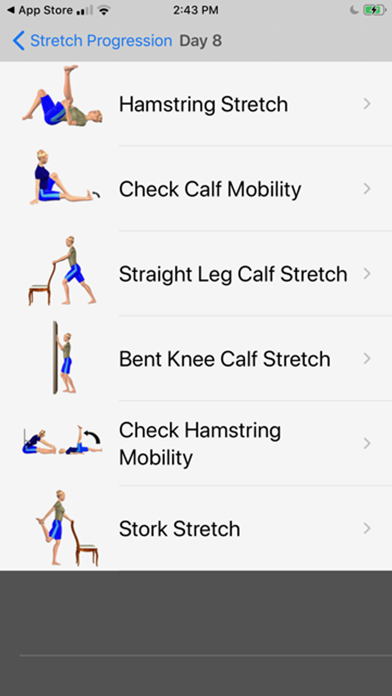 Stretch For Pain Relief Lowerのおすすめ画像9