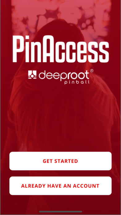 deeproot PinAccess Screenshot