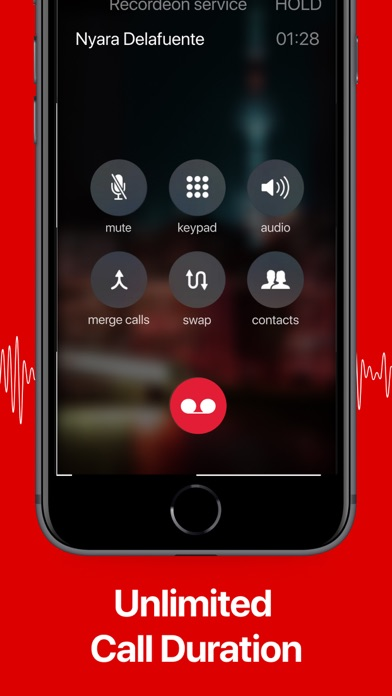 Recordeon: Call Recorder Plus Screenshot