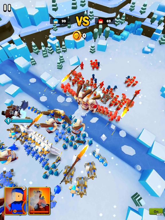 Legion Clash: World Conquest screenshot 7