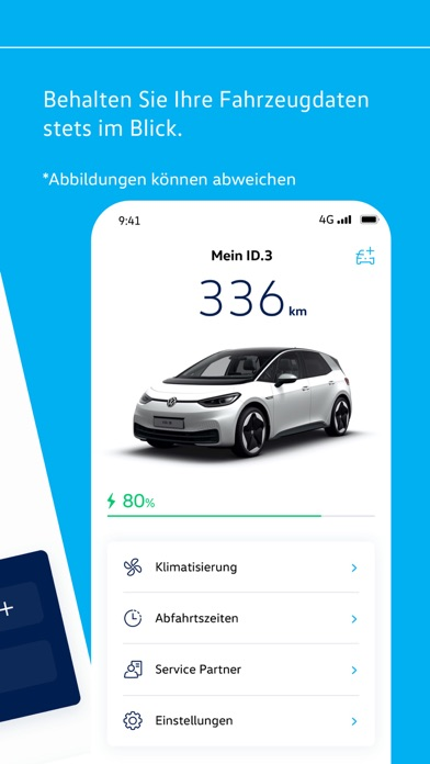 messages.download Volkswagen We Connect ID. software
