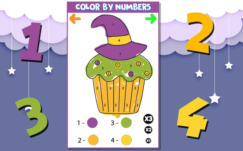 Color And Numbers screenshot 6