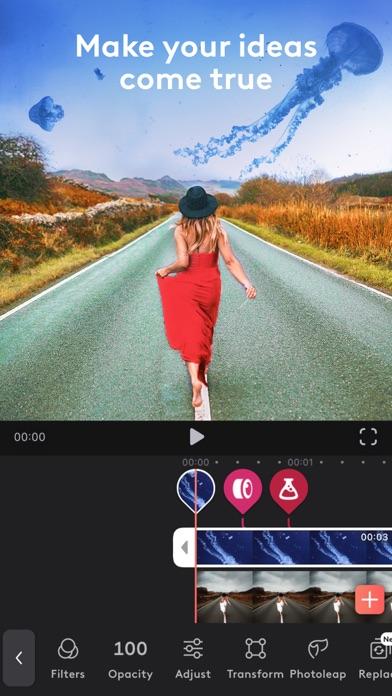 Videoleap Editor by Lightricks Screenshot