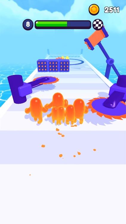 Join Blob Clash 3D screenshot-4