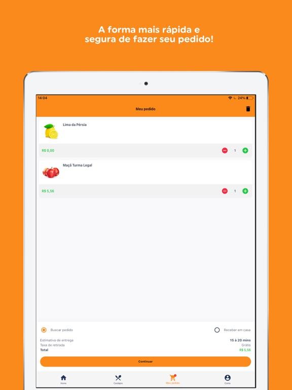 Camargo - Frutas da Estação screenshot 9