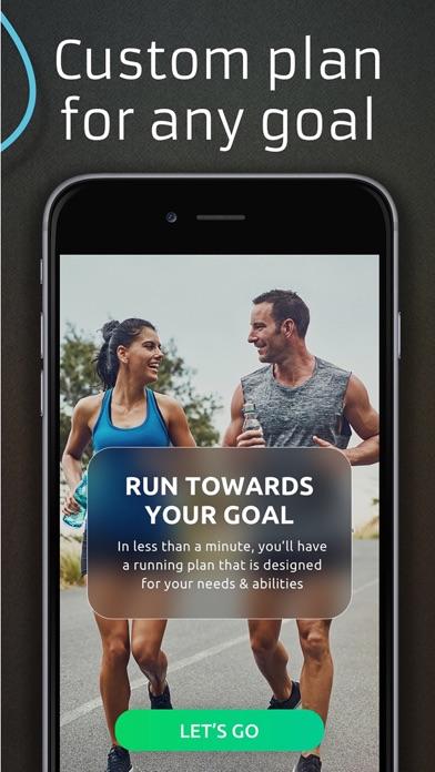 Running Distance Tracker Pro Screenshot