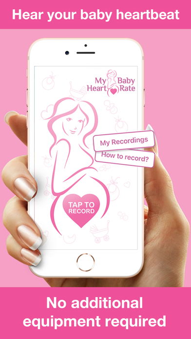 cancel My Baby Heart Rate Recorder app subscription image 1