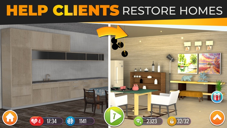 Home Design Dreams: Your House screenshot-6